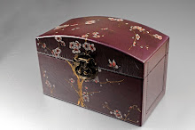 Sukie Lau jewellery boxes ideal for Xmas gifts