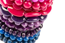 Sukie Lau juicy stacking bracelets