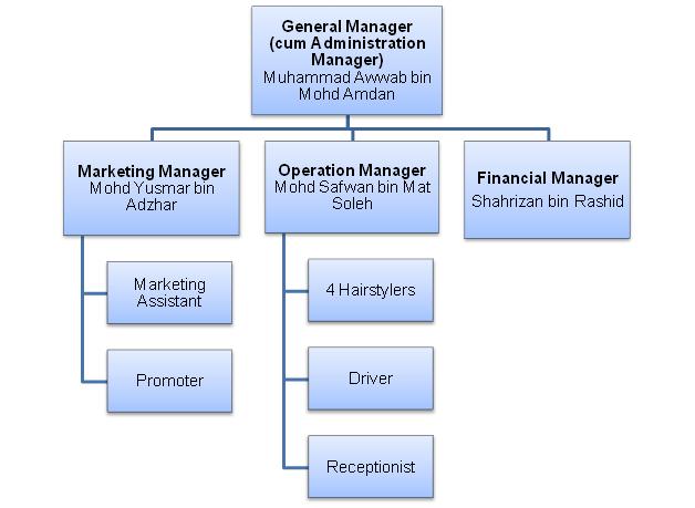 Home organization business plan