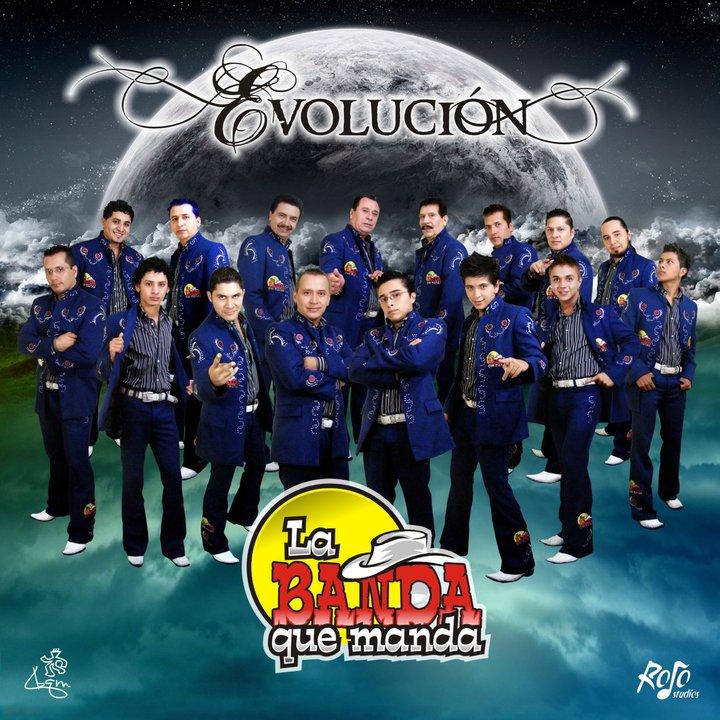 Cd 2010 La Banda Que Manda