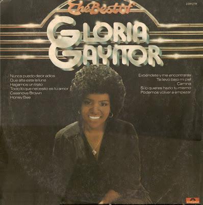 Gloria Gaynor - Lo mejor de (1977)