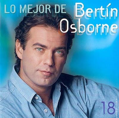 Cover Album of BERTIN OSBORNE - LO MEJOR