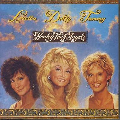 Tammy Wynette - Honky Tonk Angels (Con Dolly Parton & Loretta Lynn) (1993)