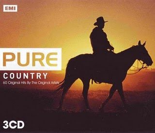 PURE COUNTRY - 3 CDS
