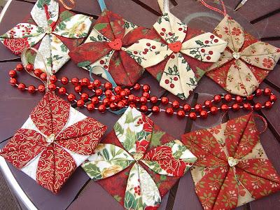 Оригами хохлома 32