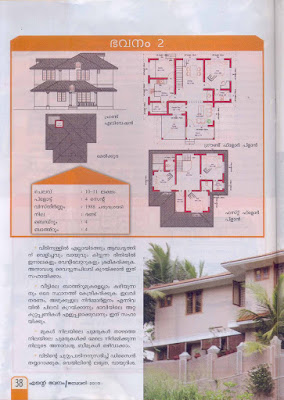 Malayalam article on cost effective for Cost effective home building