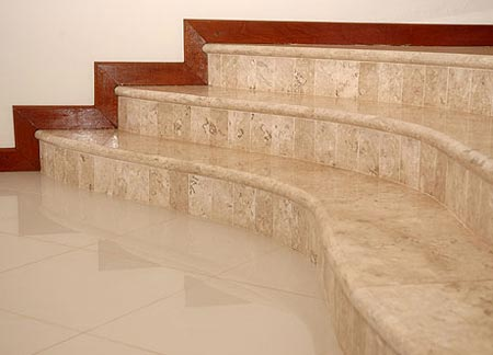 Marble natural stone for kerala for Suelo marmol beige