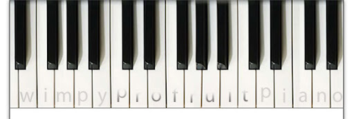 ptofruit piano