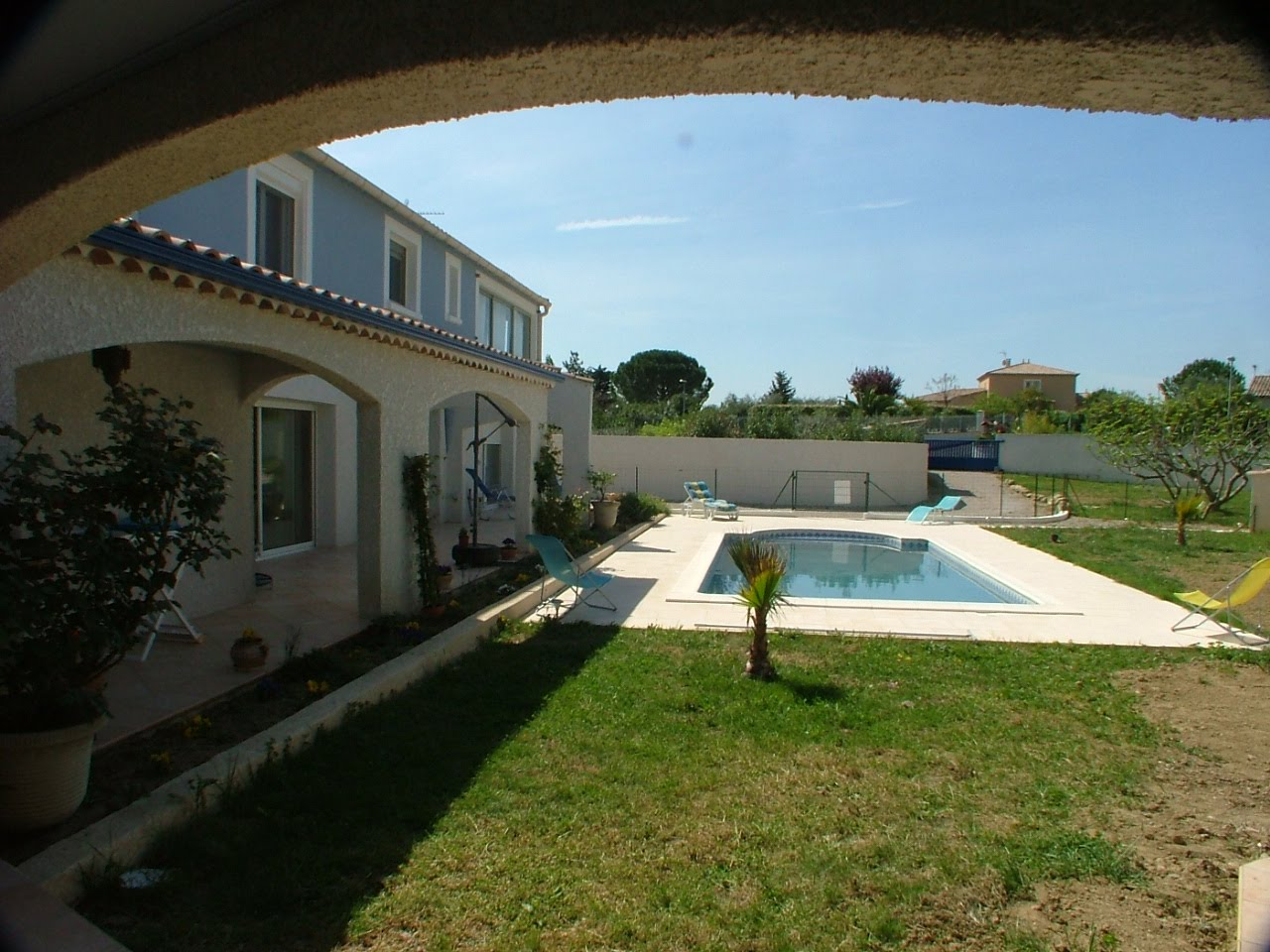 Property In France Apartment Of Holidays Any Comfort Swimming Pool
