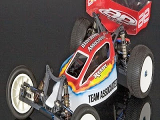 rc car of the year team associated rc10b4 included mip CVD hop ups by MIP