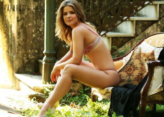 Samara Felippo Esposa De Leandrinho Fala Sobre Nudez Na Playboy