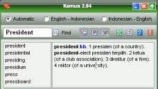 Kamus Digital English - Indonesian
