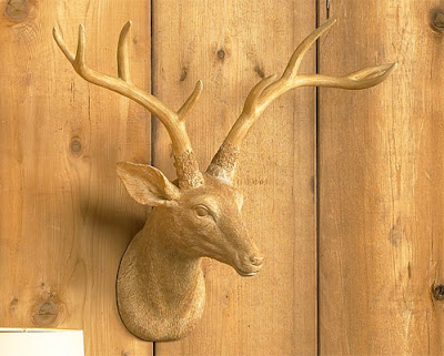 The bedlam of beefy oh deer stag you 39 re it for Ghost antler coat rack