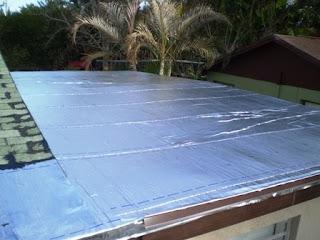 勾配のついた屋根