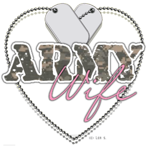 army brats in pink: army wives