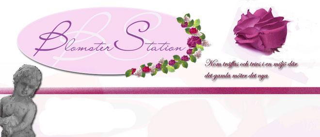 Blomster Station