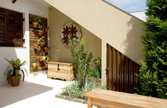 jardim vertical moderno:Patrícia Ferraz Interiores: Jardins Verticais!!