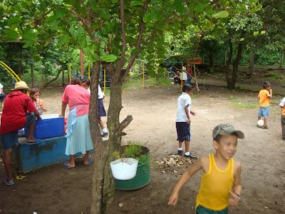 rural development volunteer Nicaragua