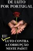 Contra a corrupção em Portugal