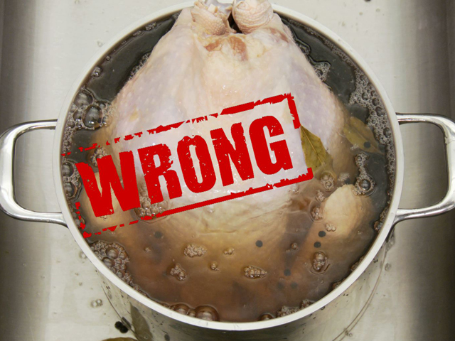 The Food Lab: The Truth About Brining Turkey Serious