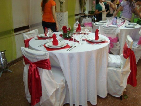 Decoracion de salones salones de fiestas y casamientos - Decoracion facilisimo salones ...