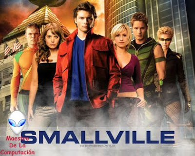 Coleccion de Wallpapers de SmallVille