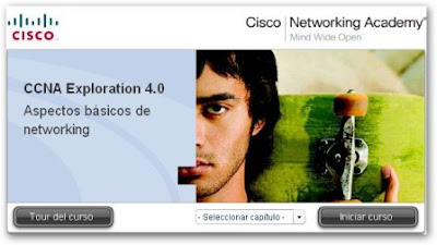 Cisco CCNA Exploration 4.0 en Español – Aprende Redes con Cisco