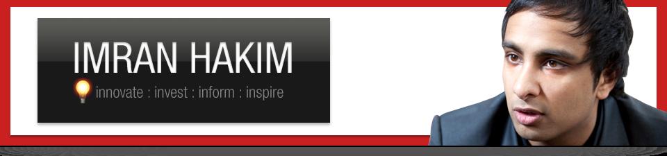 Imran Hakim's Blog