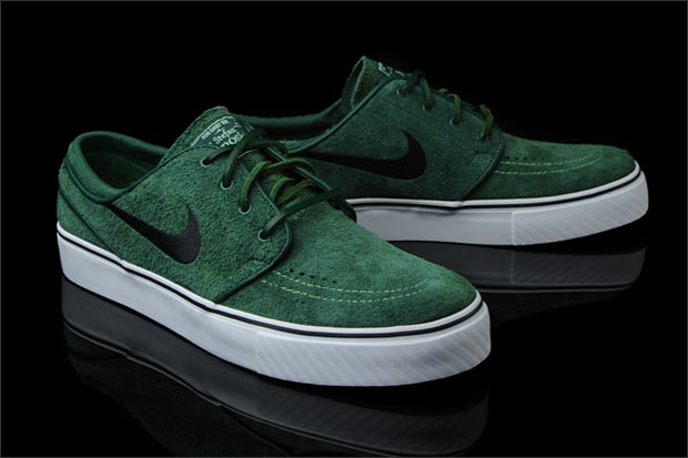 excellent quality shop factory outlet Chopsuey Rice: Stefan Janoski Forest Green Nike SB November ...