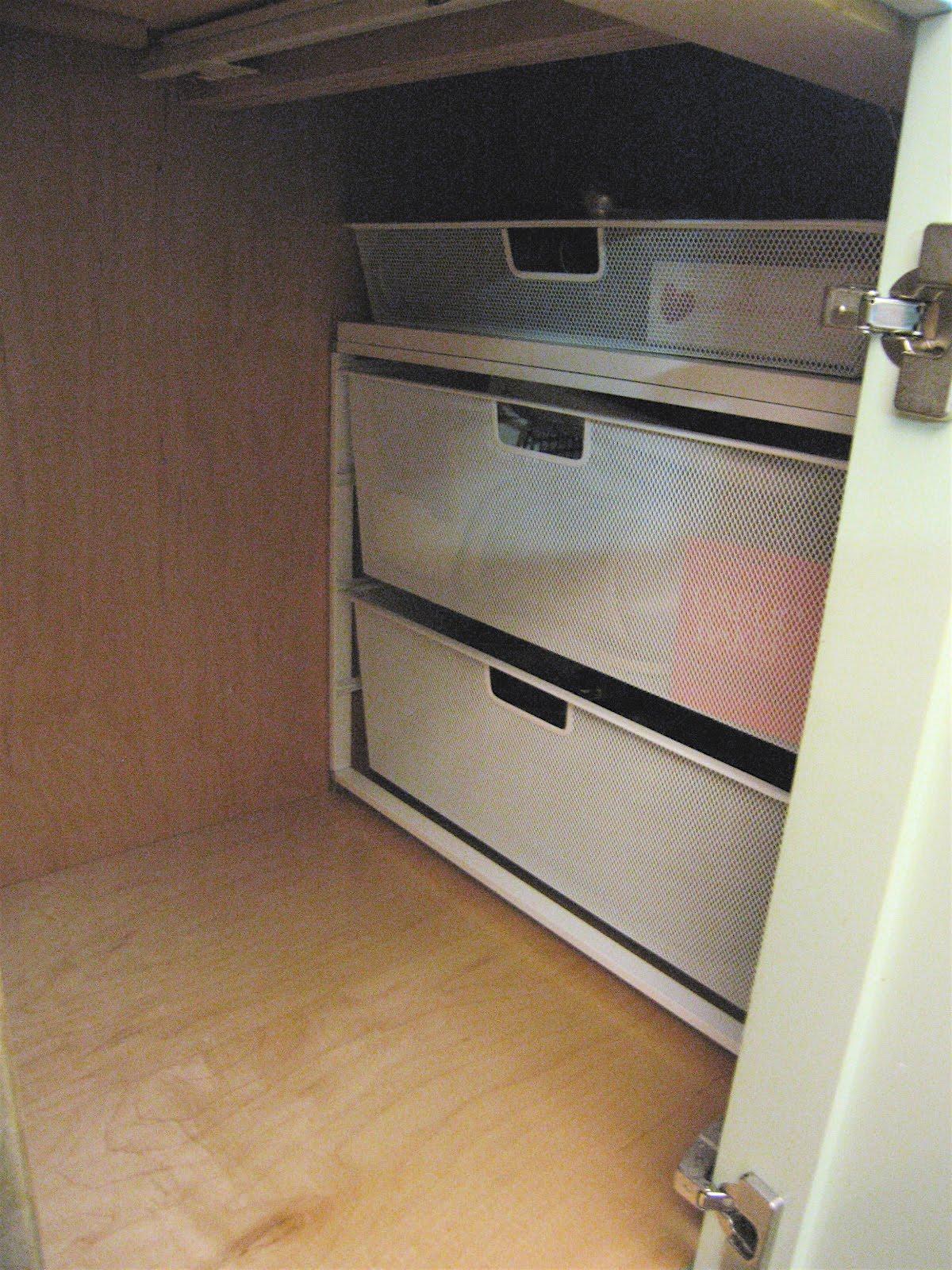 Narrow Corner Cabinets