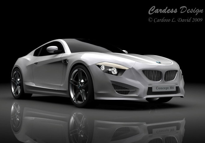 New Bmw M6 Concept Wallpapers Stills And Images Cars Sport
