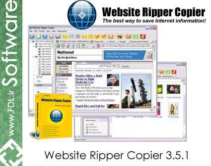 website ripper copier pro