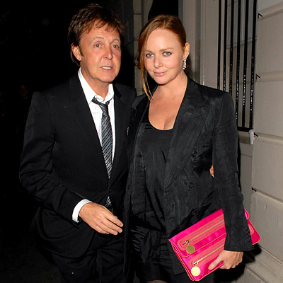 Stella Nina McCartney Born 13 September 1971 Is An English Fashion Designer She The Daughter Of Sir Paul And Linda