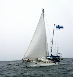Sailing with Sarema