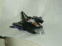 Comic-Con Skywarp Vehicle Mode