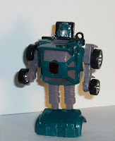 Tap-Out Robot Mode