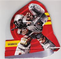 Transformers Millennium Falcon Chewbacca