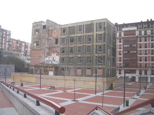 Patrimonio industrial harinero la harino panadera de - Oficina del consumidor en bilbao ...