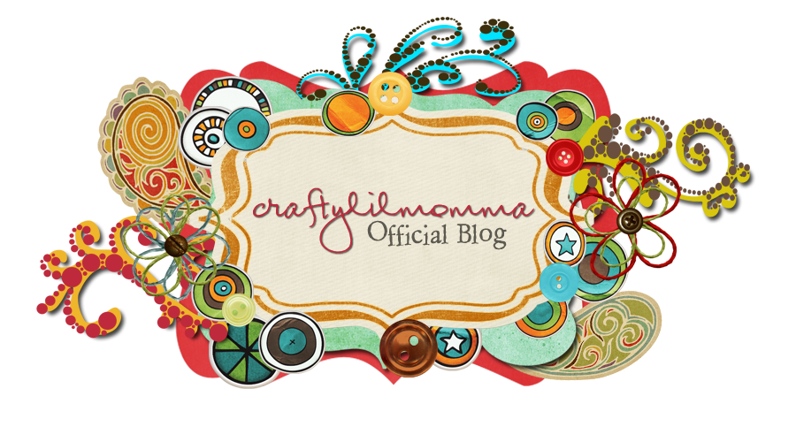 skip to main | skip to sidebar. craftylilmomma the official blog