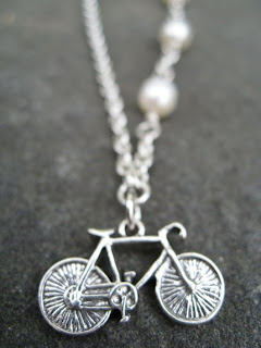 Bike Necklace