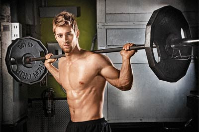 The Powerlifting Workout - Luke Guldan