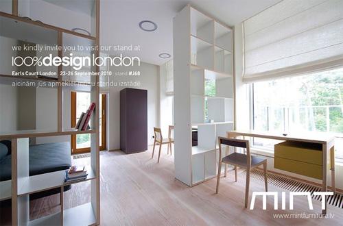 Dizains, Igloo, Katalogs, Mēbeles, Rixtel