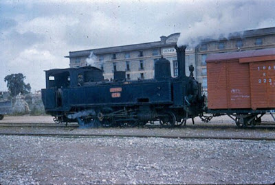 Μνήμες: Αναχώρηση τρένου από το Αγρίνιο!