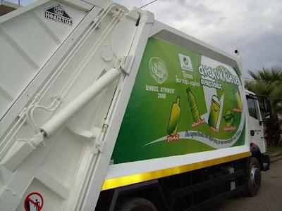 Ξεκίνησε το πρόγραμμα ανακύκλωσης
