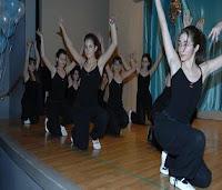 Επίδειξη Χορευτικής Γυμναστικής από τη ΓΕΑ