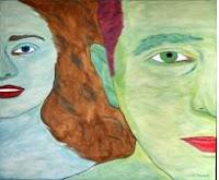 Στέργιος Τζελέπης και Βασίλης Σελιμάς Interfacing Ζωγραφική