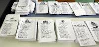 Η κατάρτιση των ψηφοδελτίων στην Αιτωλοακαρνανία.