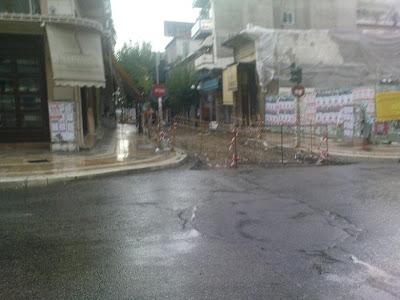 """""""Ανταπόκριση"""" από την Πλατεία Δημοκρατίας..!"""
