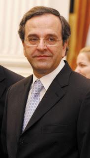 Νέος Πρόεδρος της ΝΔ ο Αντώνης Σαμαράς.