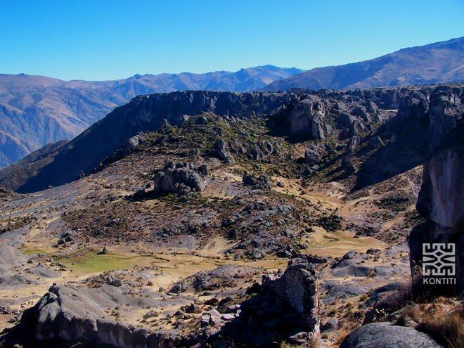 Vista desde Wallalo